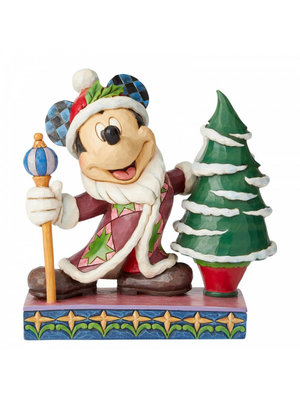 Disney Traditions Jolly Ol St Mick (Mickey Mouse Father Christmas)
