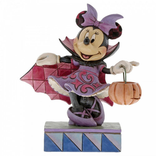 Disney Traditions Disney Traditions Violet Vampire (Minnie Mouse Figurine)
