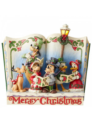 Disney Traditions Merry Christmas (Christmas Carol Storybook) Verlichting