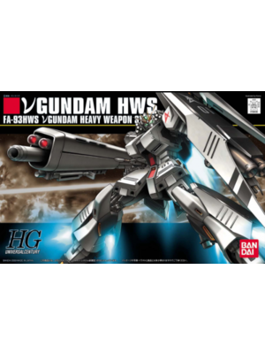 Bandai Gundam HGUC 1/144 FA-93HWS Gundam Heavy Weapon Model Kit
