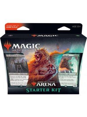 Wizards of The Coast Magic MTG Arena Starter Kit Core 2021