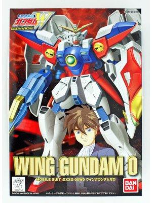 Bandai Gundam NG 1/144 Gundam 0 Renual Model Kit