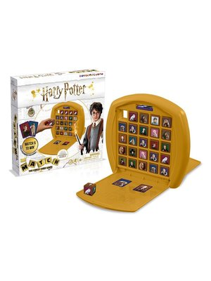 Wizarding World Harry Potter Top Match Boardgame Wizarding World