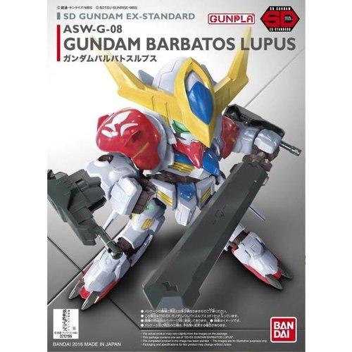Bandai Gundam SD Gundam Ex-Sandard 014 Gundam Barbatos Model Kit 8cm