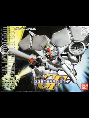 Bandai Gundam SD BB207 Gundam GP-03D Model Kit 10cm
