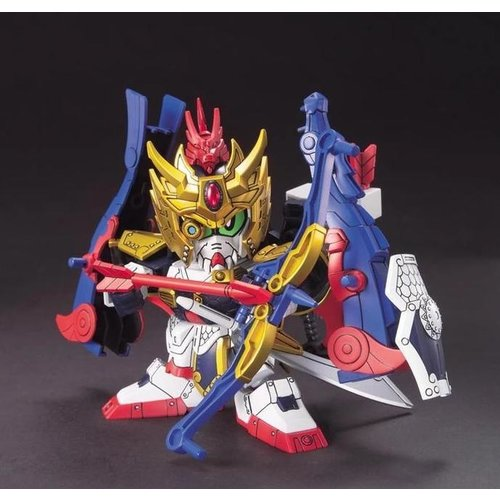 Bandai Gundam SD BB323 Kochu Gundam Japanese Ver. Model Kit 8cm