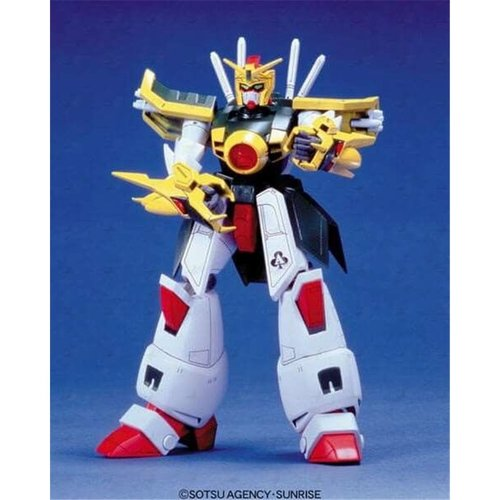 Bandai Gundam 1/144 Dragon Gundam Model Kit 13cm