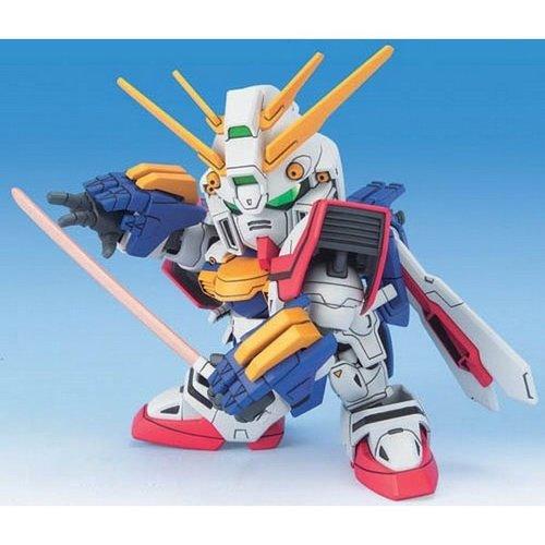 Bandai Gundam SD BB242 GF13-01NJ II G Gundam Model Kit 8cm