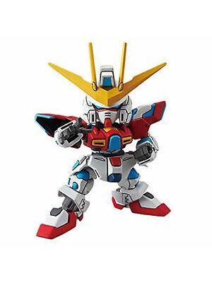 Bandai Gundam SD Ex Burning Gundam Model Kit 8cm