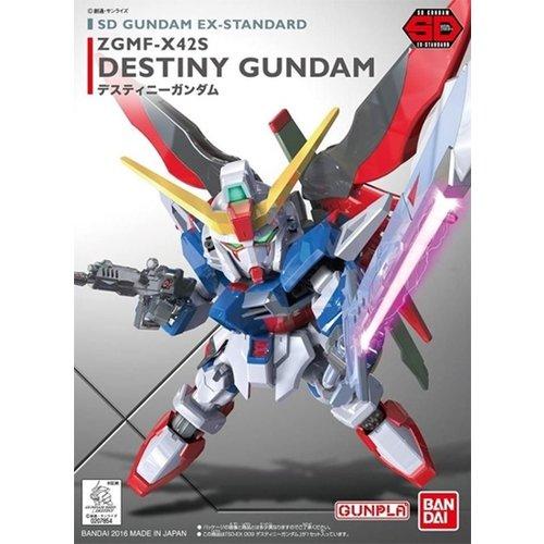 Bandai Gundam SD Gundam Ex-Sandard 009 Destiny Gundam Model Kit