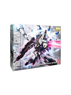 Bandai Gundam MG 1/100 Providence Gundam G.U.N.D.A.M. Edition Model Kit