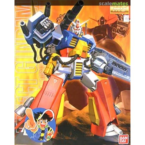 Bandai Gundam MG 1/100 Perfect Gundam Model Kit