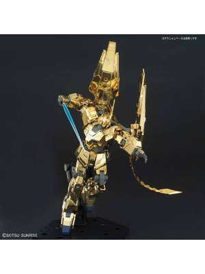 Bandai Gundam HGUC Unicorn Gundam 03 Phenex Gold Coating 1/144 Model Kit