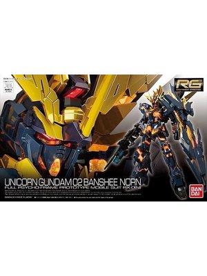 Bandai Gundam RG 1/144 Unicorn Gundam 02 Banshee Norn Model Kit