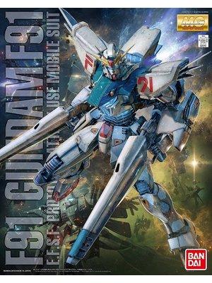 Bandai Gundam MG 1/100 Gundam F91 Ver2.0 Model Kit