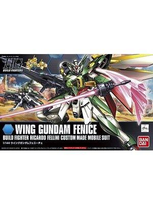 Bandai Gundam HGBF 1/144 Wing Gundam Fenice Model Kit 13cm