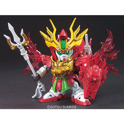 Bandai Gundam SD BB345 Kyoui Gundam F91 Japanese Ver Model Kit 8cm