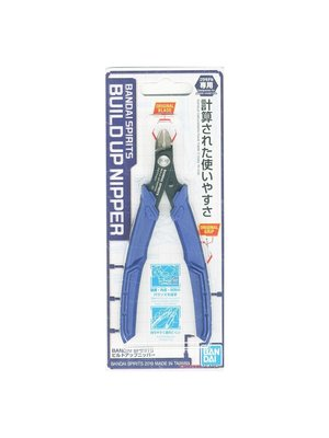 Bandai Gundam Tools Bandaispirits Build Up Nipper Blue