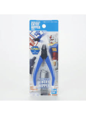 Bandai Gundam Tools Bandaispirits Entry Nipper Blue