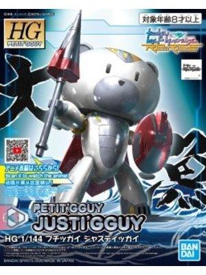 Bandai Gundam Petit Gguy Justi'Gguy 1/144 Model Kit