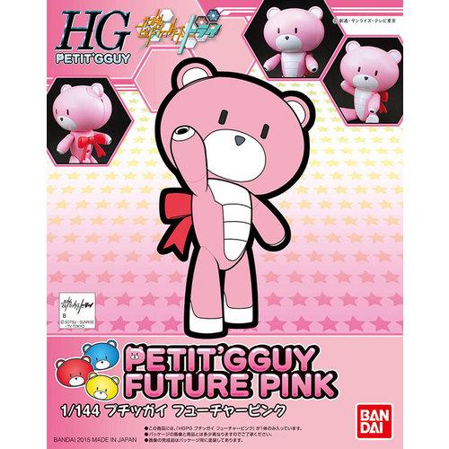 Bandai Gundam HGPG 1/144 Petit'Gguy Future Pink Model Kit 8cm