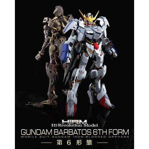 Bandai Gundam IBO Hi-Resolution Gundam Barbatos 6th Form 1/100 Model Kit