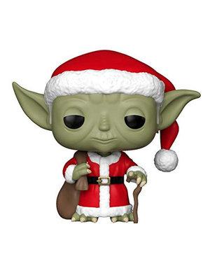 Funko Funko POP! Star Wars 277 Santa Yoda Figure