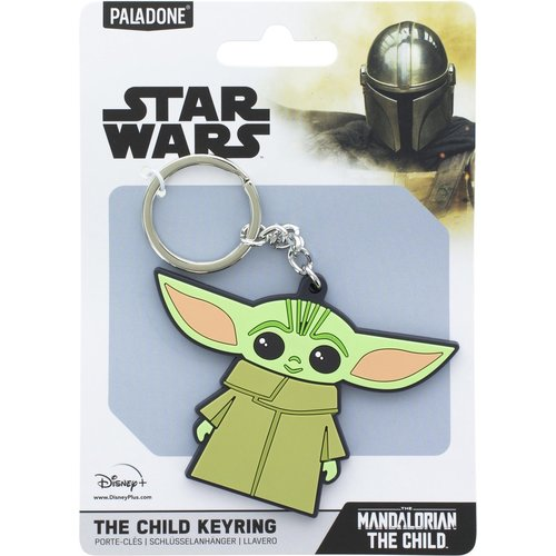 Star Wars Mandalorian The Child Keyring