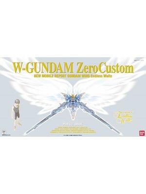 Bandai Gundam Perfect Grade Gundam Zero Custom 1/60 Model Kit