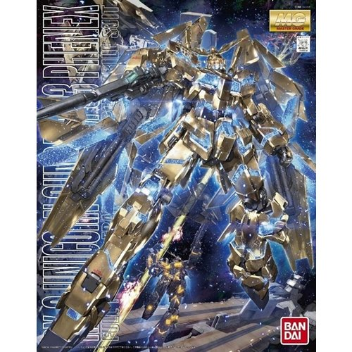 Bandai Gundam MG 1/100 Unicorn Gundam 03 Phenex Model Kit