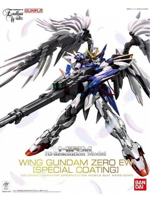 Bandai Gundam Hi-Resolution 1/100 Wing Zero EW Model Kit