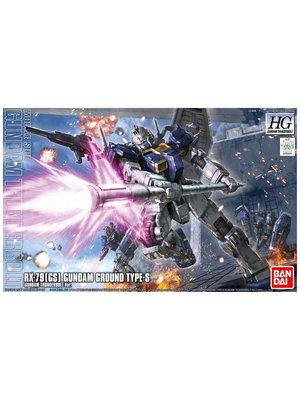 Bandai Gundam HG RX-79 GS Gundam Ground Type S Scale 1:144 Model Kit