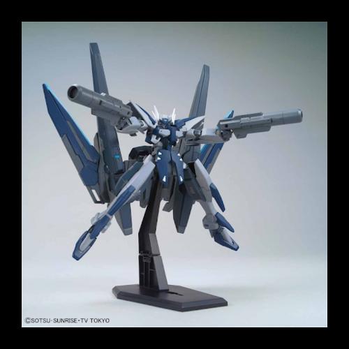 Bandai Gundam HGBD Gundam Zerachiel Ain Soph Mobile Suit Scale 1:144 Model Kit