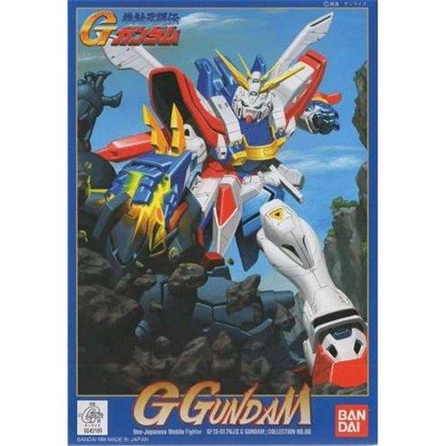 Bandai Gundam G Gundam 1:144 Model Kit
