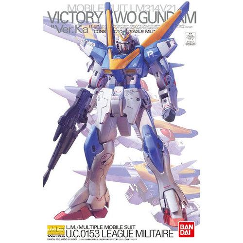 Bandai Gundam MG Victory Two Gundam Ver. Ka 1/100 Model Kit