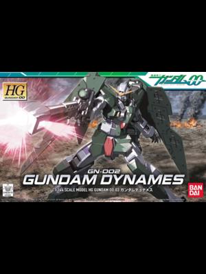 Bandai Gundam HG 1/144 Arios Dynames GN-002 Model Kit