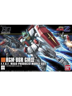 Bandai Gundam HGUC RGM-86R GM III 1/144 Model Kit