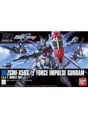 Bandai Gundam HGCE 1/144 Force Impulse Gundam Model Kit 13cm 198