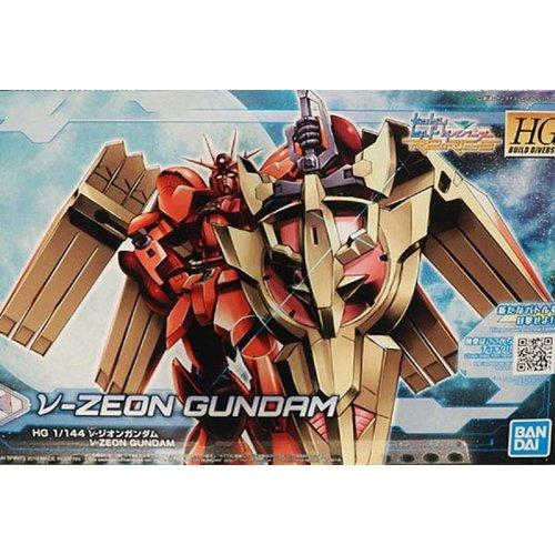 Bandai Gundam HGBD 1/144 Nu Zeon Model Kit 15.2cm 005