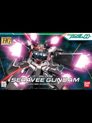 Bandai Gundam HG 1/144 Seravee Gundam Model Kit 26