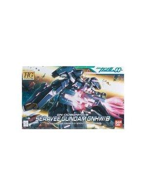 Bandai Gundam HG 1/144 Seravee GNHW/B Model Kit 13cm 51