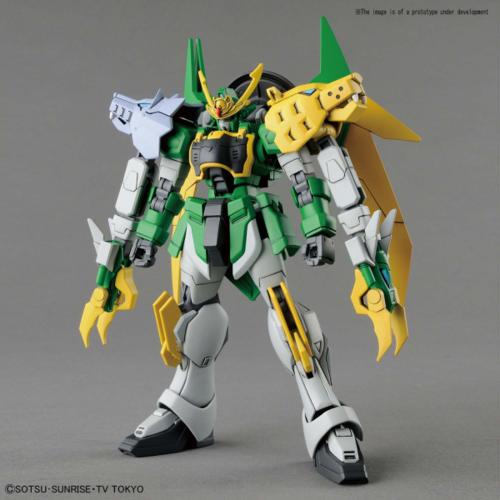 Bandai Gundam HG 1/144 Gundam Jiyan Altron Model Kit 13cm 011