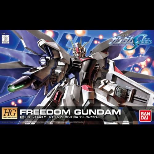 Bandai Gundam HG 1/144 Freedom Gundam ZGMF-X10A Model Kit R15