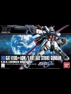 Bandai Gundam HG 1/144 Alie Strike Gundam Model Kit 13cm 171