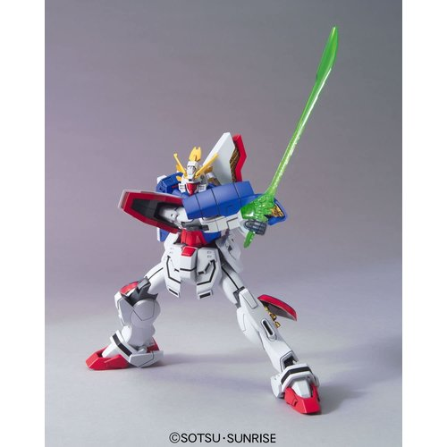 Bandai Gundam HGUC 1/144 Shining Gundam Model Kit 13cm 127