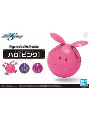 Bandai Gundam Haro Rise Mechanics Pink Model Kit 8cm