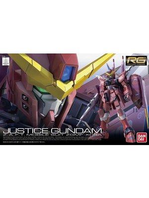 Bandai Gundam Justice Gundam RG 1/144 Model Kit  09