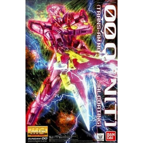 Bandai Gundam MG 1/100 00 Qan(T) Trans-Am Special Coating Model Kit