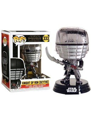 Funko Funko POP! Star Wars 333 Knight of Ren Scyte Chrome Figure