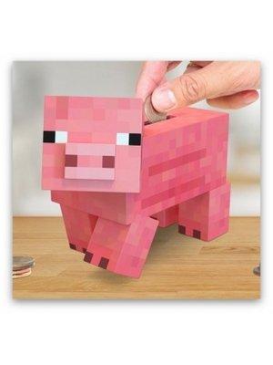 Paladone Minecraft Pig Money Box Paladone